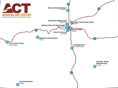 ACT Map